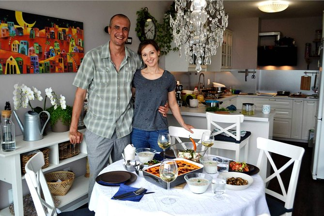 Market Visit and Private Bulgarian Cooking Class in Sofia with Hotel Transfers
