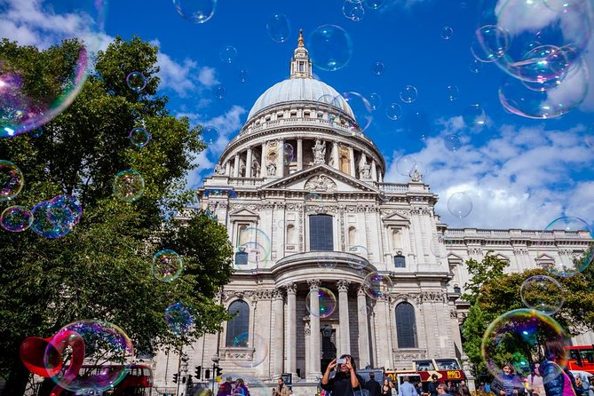Private Photography Tour - Southwark Cathedral till St Pauls