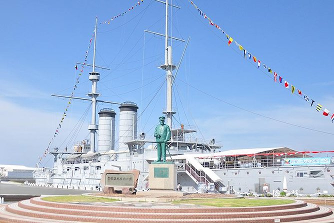 Private Tour - Gourmet, Art and Magnificent Views in Yokosuka