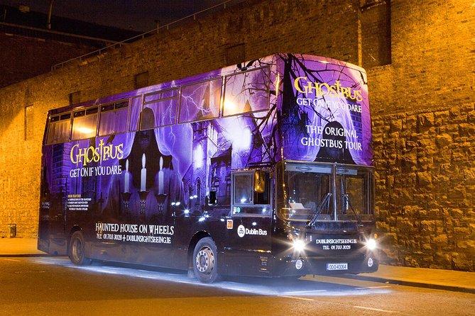 The Dublin Ghost Bus Tour