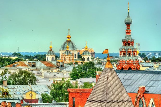 Yaroslavl City Private Tour