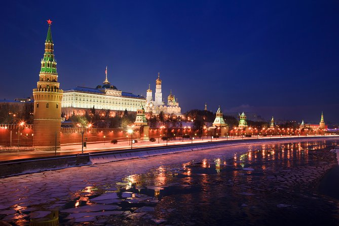 River Cruise with Russian Disco