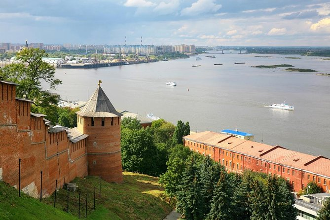 Nizhny Novgorod City Private Half Day Tour