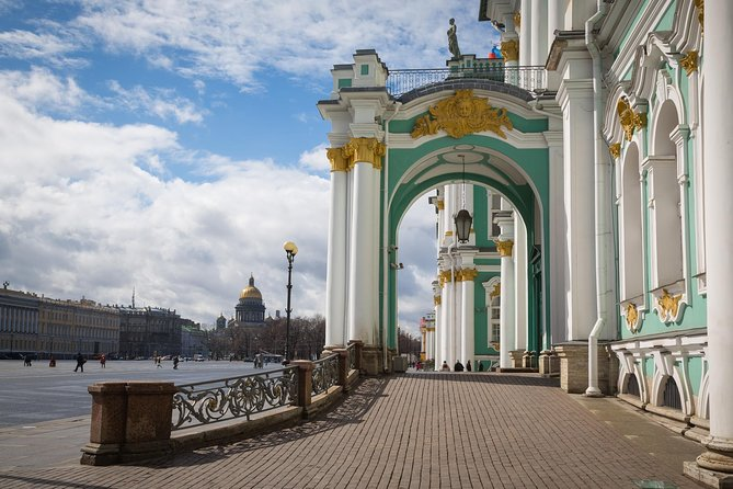 Hermitage and Russian lunch St Petersburg Private tour