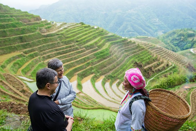 Mini Group: Longji Rice Terraced Fields and Minority Villages Tour
