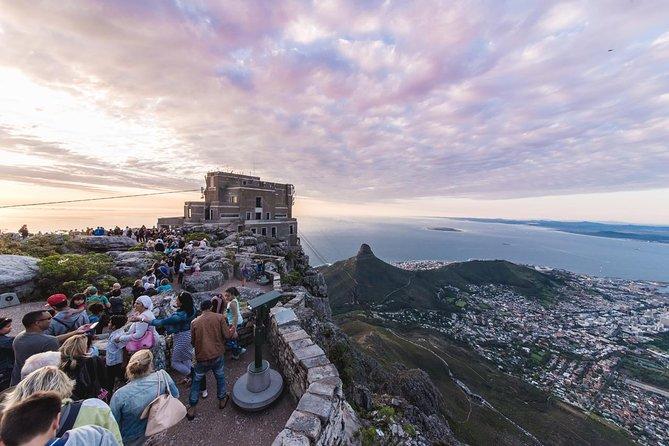 Kapstadt Stadtrundfahrt und Tafelberg