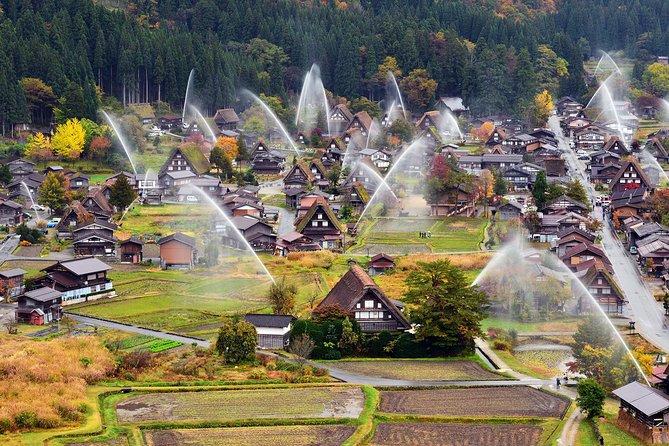 UNESCO Tour to Shiragawago & Takayama - from Nagoya