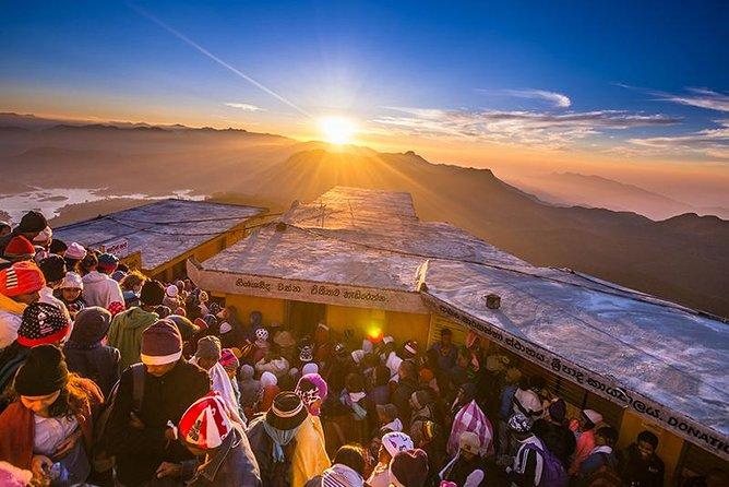Adam's Peak in 1 Day