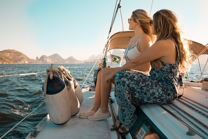 Sail in Rio - 3 Hour Sailing Experience