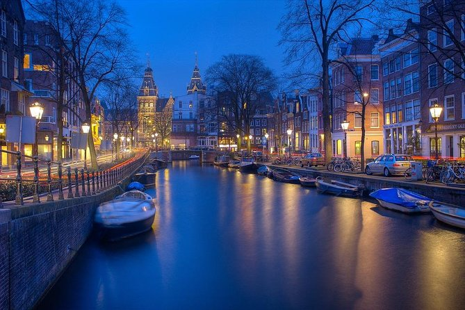 Private Customized Walking Tour of Amsterdam