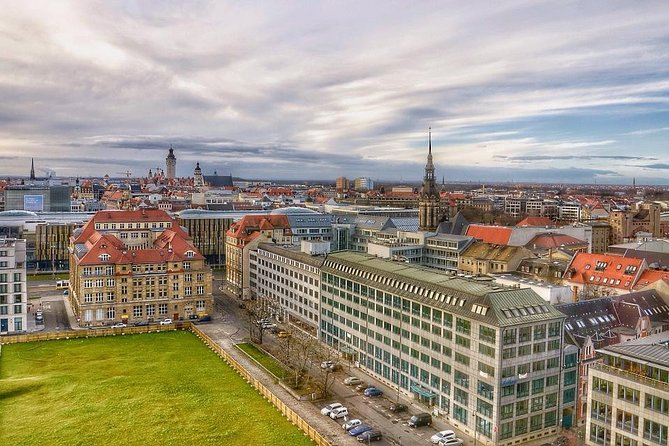Leipzig Like a Local: Customized Private Tour