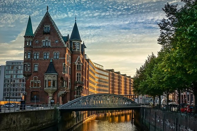 Hamburg Like a Local: Customized Private Tour