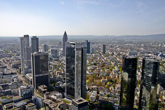 Frankfurt Like a Local: Customized Private Tour