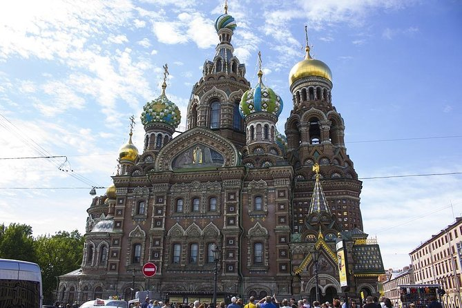 Saint Petersburg Like a Local: Customized Private Tour