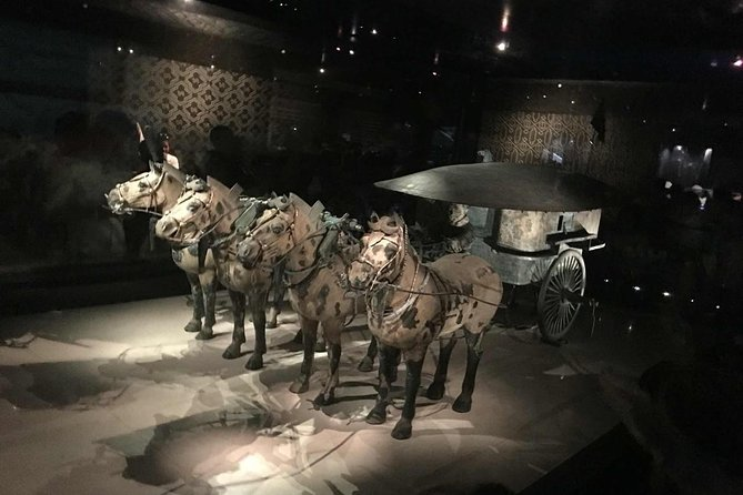 Half-Day Exploration Tour of Terracotta Army From Xian