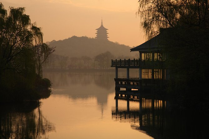 Hangzhou Heaven on Earth Full Day Private Tour from Shanghai