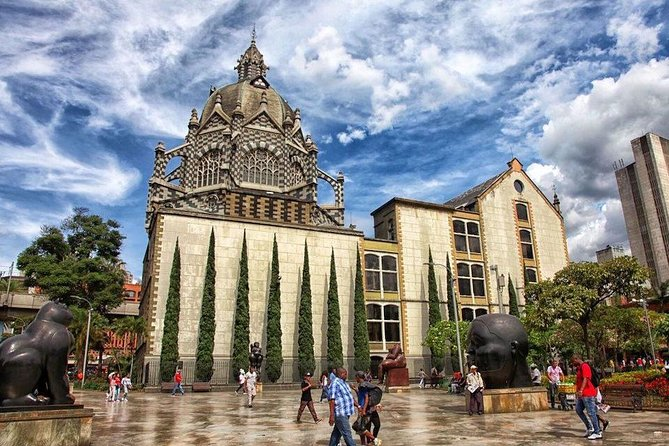 Medellin Historical City Tour