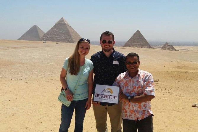 Cheap Cairo Transit Tour Visit Giza Pyramids and Khan Khalili from Cairo airport
