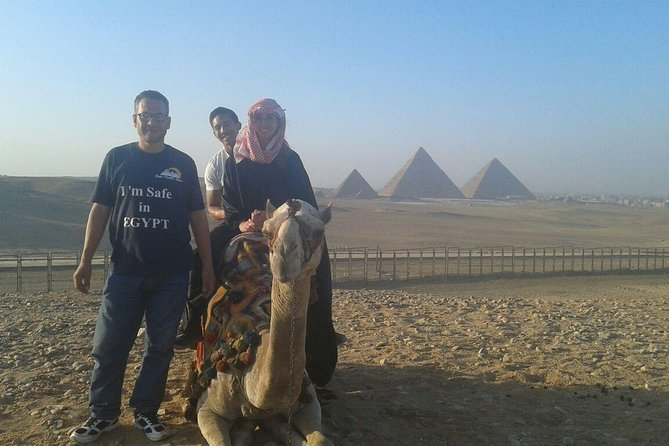 1 Hour Camel ride trip at Giza Pyramids photo 7