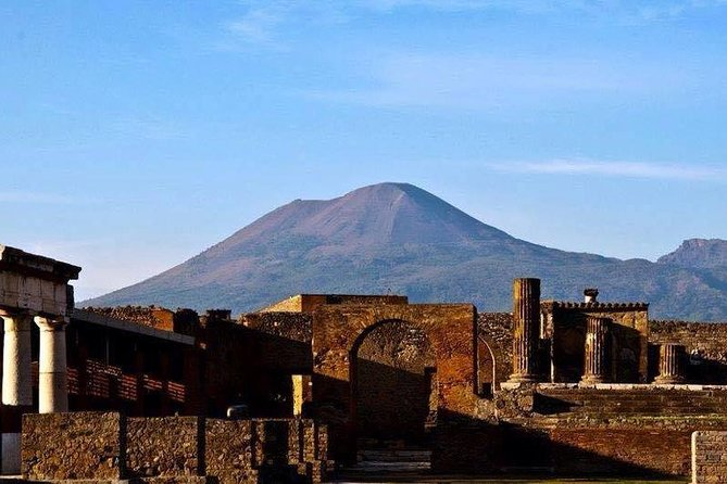 Pompeii Archaeological Site Walking Tour