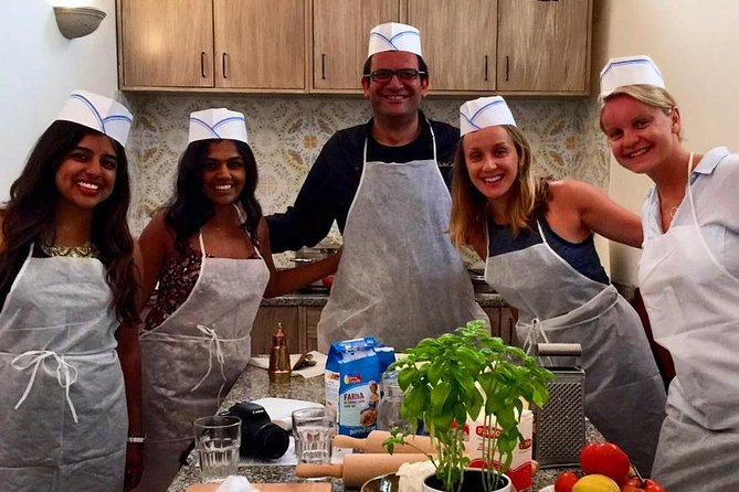 Hands-on Cooking Class with the Chef in Capri