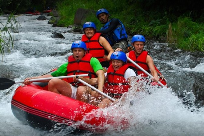 Ubud Ayung River Rafting Holy Water Temple Private Tour Kerobokan Indonesia Activities Lonely Planet