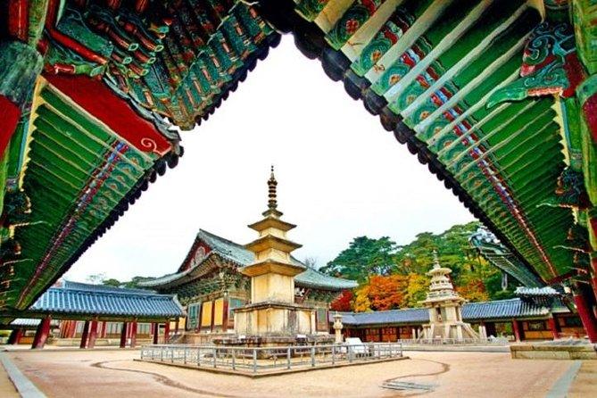 Full day Private Gyeongju UNESCO Heritage Tour : a glimpse into Silla