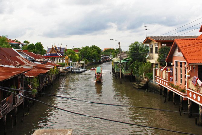 Venice of the East : Bangkok Klong (Canal) Tour with The Temple of Dawn photo 7