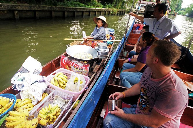 Venice of the East : Bangkok Klong (Canal) Tour with The Temple of Dawn photo 1
