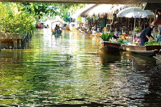 Venice of the East : Bangkok Klong (Canal) Tour with The Temple of Dawn photo 13