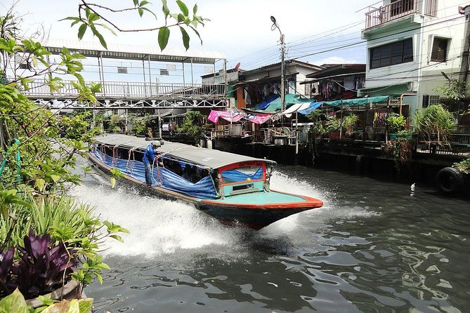 Venice of the East : Bangkok Klong (Canal) Tour with The Temple of Dawn photo 11
