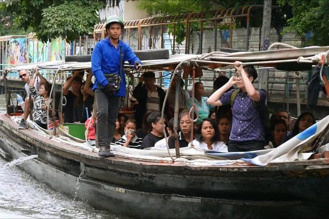 Venice of the East : Bangkok Klong (Canal) Tour with The Temple of Dawn photo 3