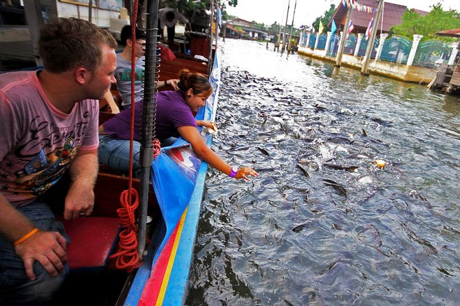 Venice of the East : Bangkok Klong (Canal) Tour with The Temple of Dawn