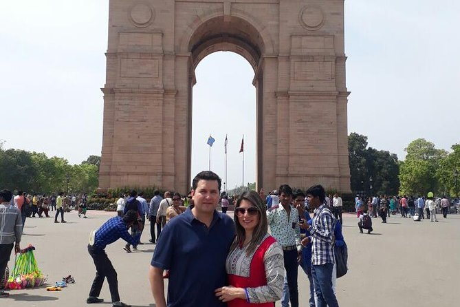 Private Delhi City Tour Including New Delhi and Old Delhi