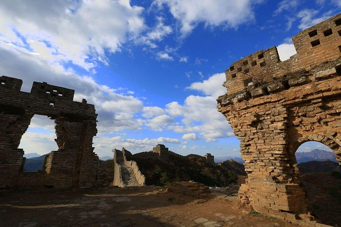 Beijing Private Tour to Jinshanling Great Wall with Authentic Chinese Lunch