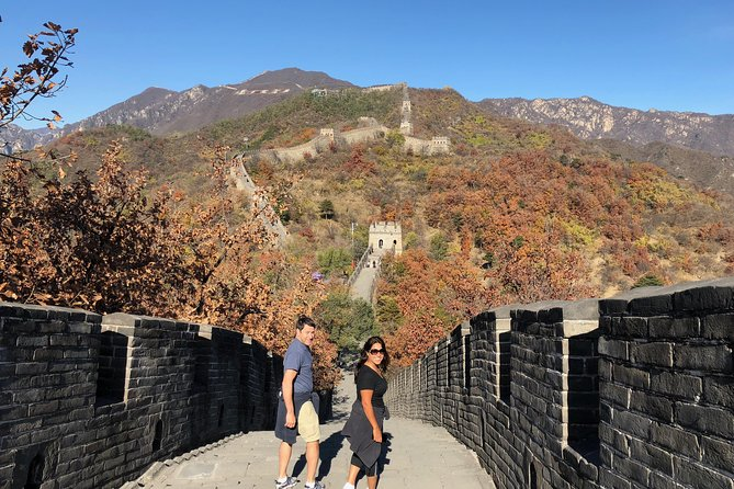 All Inclusive Day Tour: Mutianyu Great Wall, Olympic Park with Peking Duck Lunch
