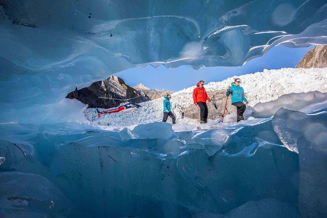 Franz Josef Heli Hiking Guided Tour
