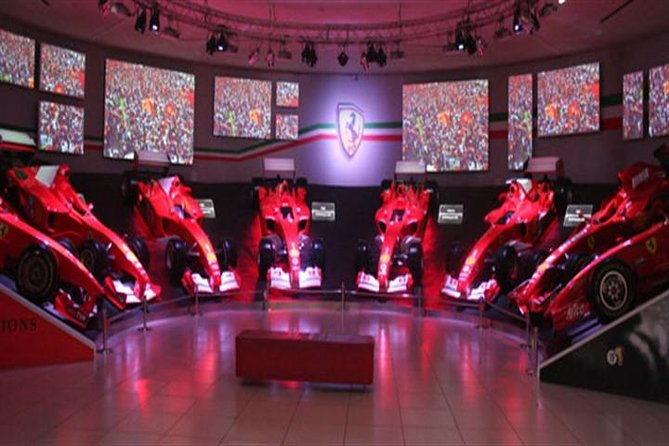Full-Day Ferrari Race Track and Museums Tour photo 1
