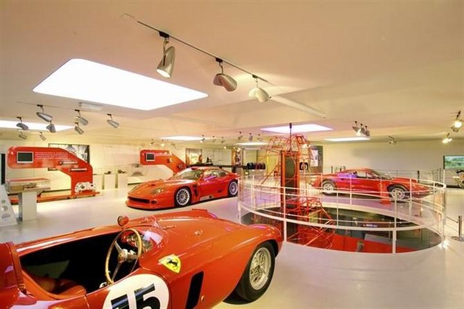 Full-Day Ferrari Race Track and Museums Tour photo 2