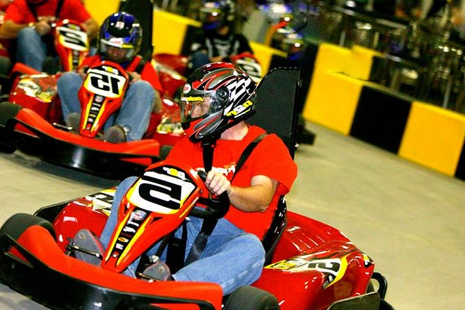 Kart Racing included Transport from Basel