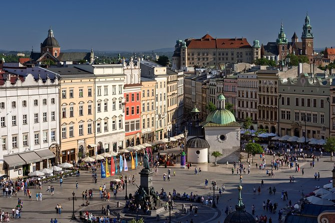 Royal Classic Walking Tour in Krakow