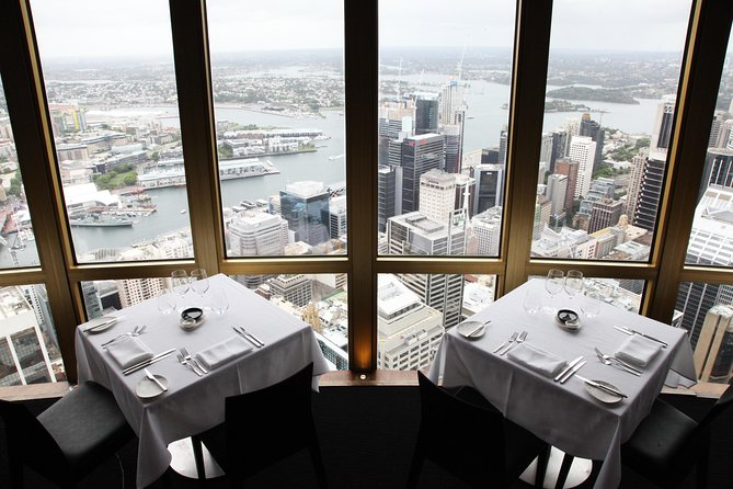 6 Course Degustation with matching Wines Sydney Tower 360 Bar and Dining photo 3