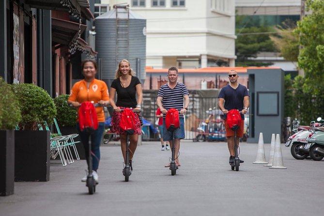 Electric Scooter Tour of Bangkok