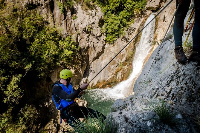 Extreme Canyoning tour from Split