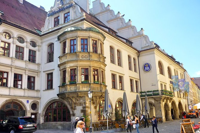 Segway Tour Munich Old Town 3 hours