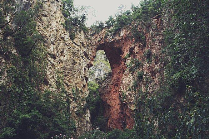Excursion to the bridge of god (Akchour)