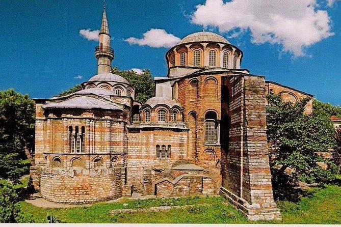 Byzantine Monasteries Tour Including Hagia Sophia and Basilica Cistern