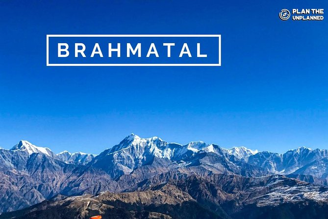 Brahmatal Trek - Plan The Unplanned