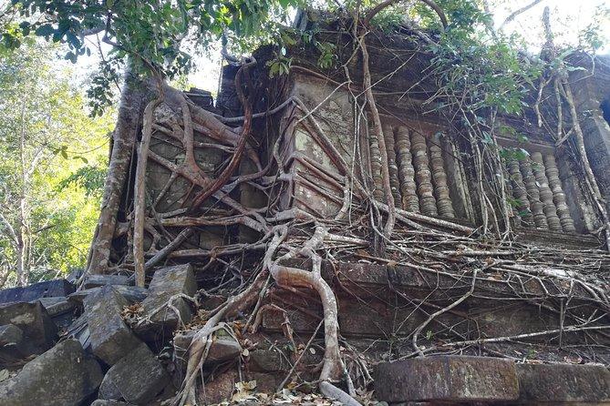 Beng Mealea, Floating Village (Kampong Phluk) and Rolus temples Tour