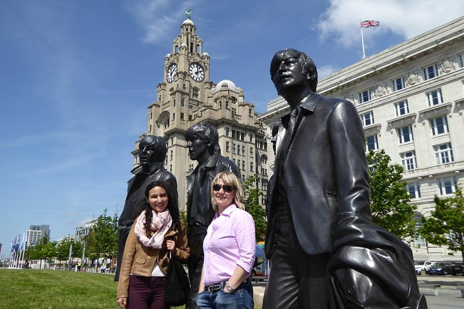 Liverpool Guided Walk in footsteps of Beatles - Free Chidren's places